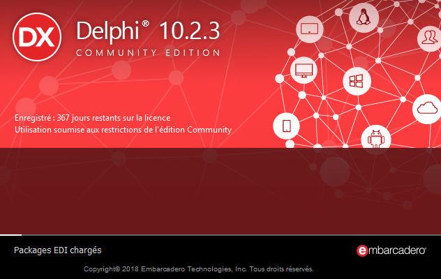 Delphi Licence